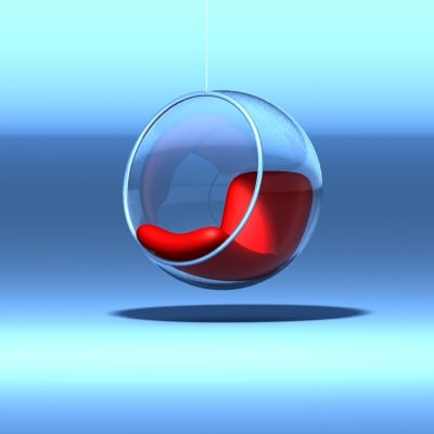 max bubble chair