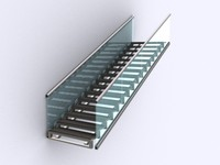 3ds max stairs