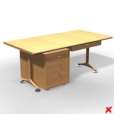 maya desk writing
