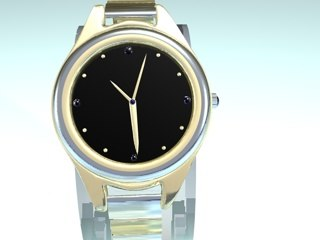 watch gold 3ds