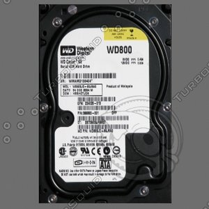 serial hard drive 3ds