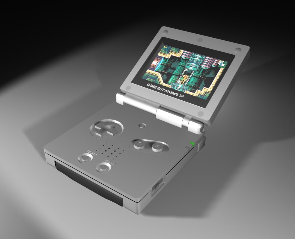 gameboy sp max