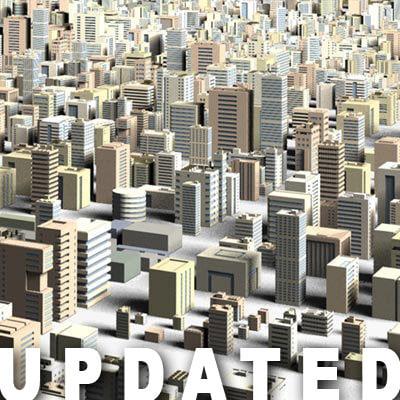 3d 61 buildings