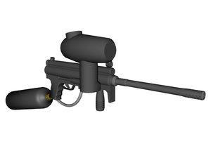 tippmann a-5 paintball gun max free