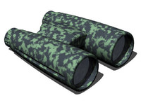 3d model binoculars binocul