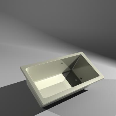 zuma tub 3d model