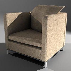 ma chair cushioned