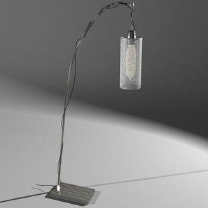 lamp floor metal ma