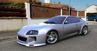 1997 Supra Widebody