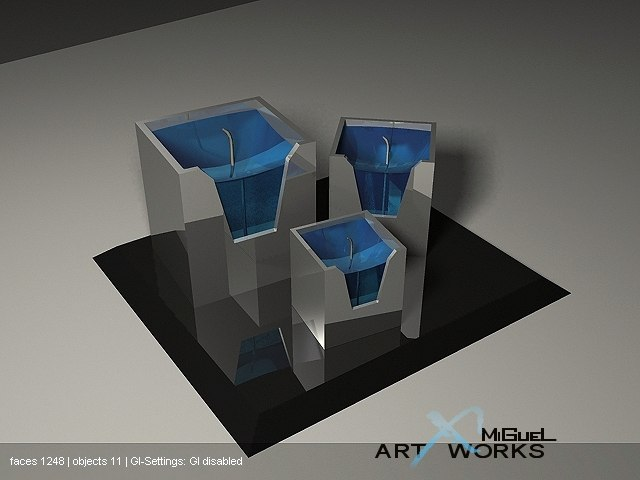 3dsmax light candle