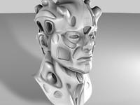 Mutant Head