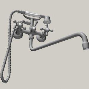 3d shower