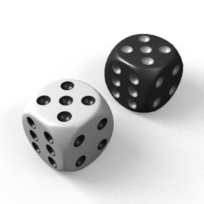 gambling dices max