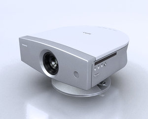 sony projector 3d max