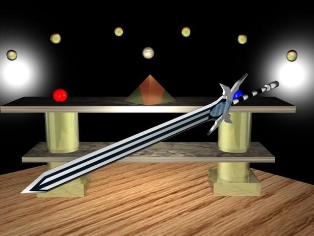 fantasy sword max free
