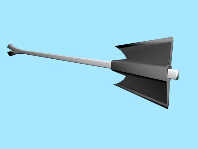 free death cleaver 3d model