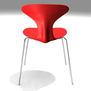 chair ross lovegrove 3d model