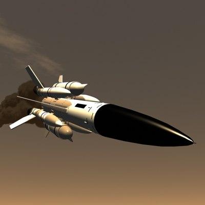 maya bloodhound bl-64 missile