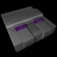 cinema4d super nintendo
