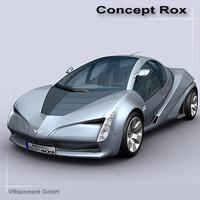 Concept Car VR-Rox