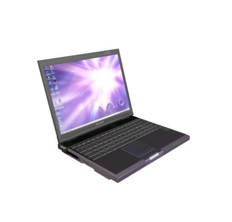 sony pcg gr170k laptop 3d max