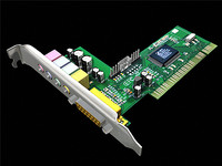 pci soundcard verry max