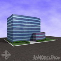 Office Building, Mid 04