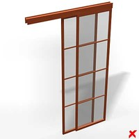 glass door max free