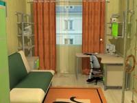 room interior 3d model