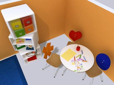 children bedroom bed max