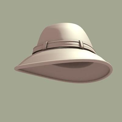 max inspector hat