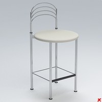 Stool bar051.ZIP