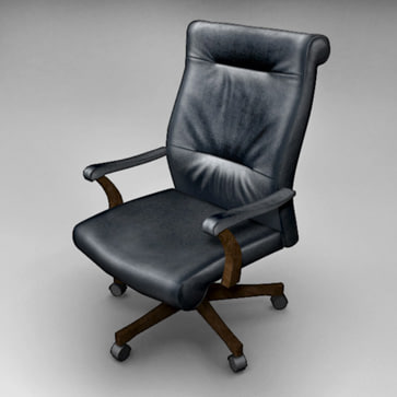 3ds office chair furniture