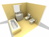 Bathroom Collection (2 sets)
