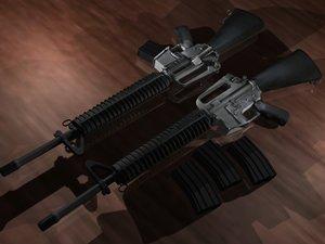 maya m16a2 rifle