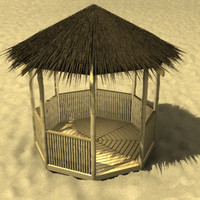 gazebo beach lwo