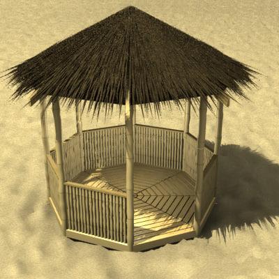 gazebo beach lwo