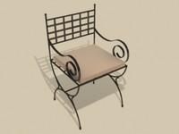 max garden chair
