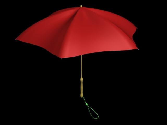 3ds max umbrella polys