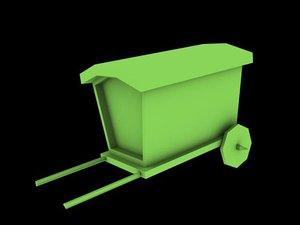 horse carrige max
