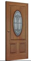 nice door 3d 3ds