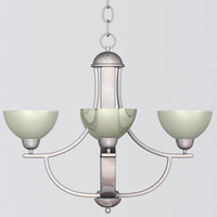 3ds modern chandelier aspire