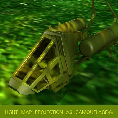 3d cargo wavefront directx