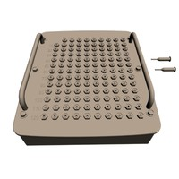 3d breakout box model