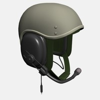 cvc helmet 3d model
