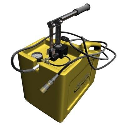 dtc pump 3d max