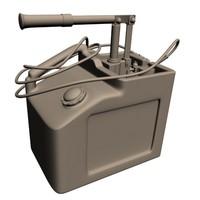 dtc pump 3d model