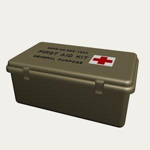 maya aid kit