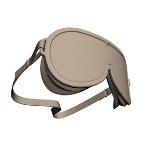 goggles 3d model