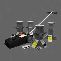 3d vehicle repair kit